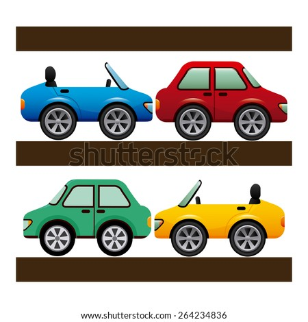 car concept design, vector illustration eps10 graphic