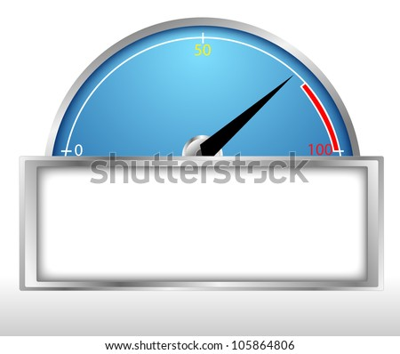 Car dashboard, background 10eps - stock vector
