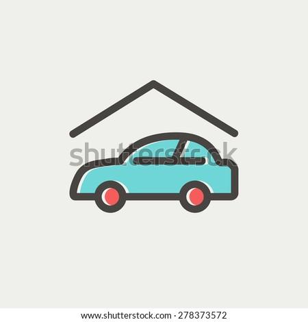 vacation concept car on road sign stock illustration 378705658 shutterstock. Black Bedroom Furniture Sets. Home Design Ideas