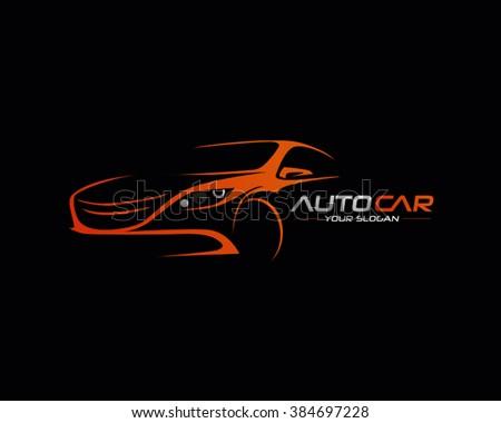 Car Logo Vector Illustration Stock Vector 384697228 Shutterstock