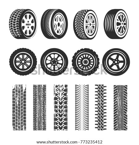 Image Result For Car Tyre Vector