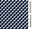 Carbon fibre pattern (seamless). Vector, pattern swatch included! - stock vector