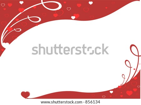 Card elements - stock vector