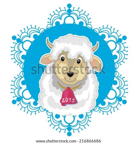 Sheep Symbol For Facebook Cute Sheep Symbol of 2015