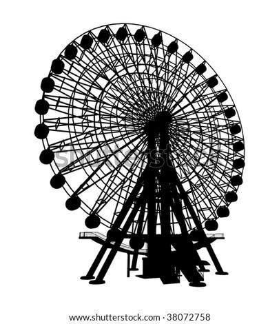 Carousel Vector 06 - stock vector