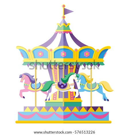 Carousel Horse Stock Images, Royalty-Free Images & Vectors ...