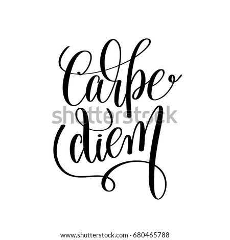 carpe diem in latin writing ancient
