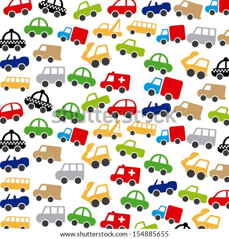 cars design over white background vector stock vector royalty free