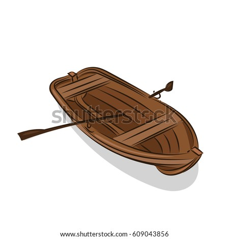 Cartoon Boat Stock Images Royalty Free Images Amp Vectors