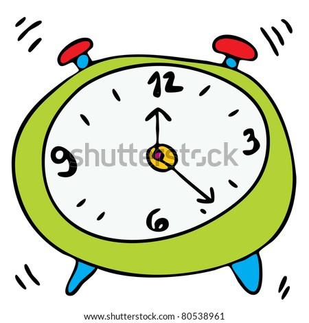 Image Of A Clock Cartoon Impremedia Net