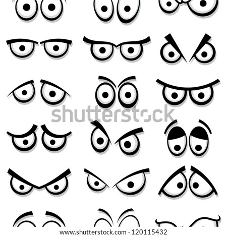 Cartoon Eyes Stock Photos Images amp Pictures Shutterstock