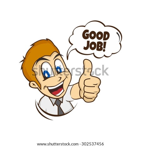 Cartoon Thumb Up Stock Images, Royalty-Free Images ...