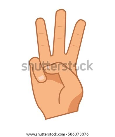 Three finger twink