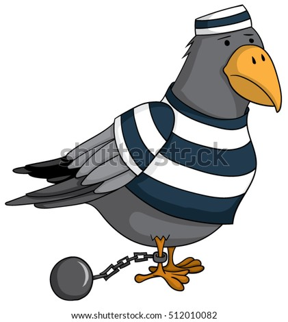 Jail Bird Stock Images, Royalty-Free Images & Vectors | Shutterstock