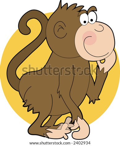 Ape-cartoon Stock Images, Royalty-Free Images & Vectors | Shutterstock