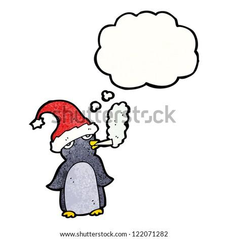 Penguins Smoking