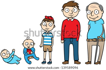 Life cycle illustrations and clipart 5872  Can Stock Photo
