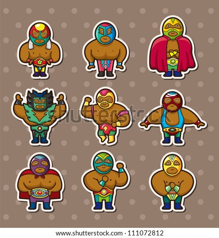 Lucha Libre Stock Images Royalty Free Images Amp Vectors Shutterstock