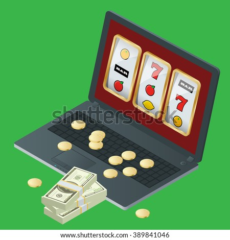 Casino concept, Casino icon, Casino online, Casino vector, Casino background, Casino cards, Casino chips, Casino craps, Casino roulette, Casino isometric, Casino illustration, Casino poker game - stock vector