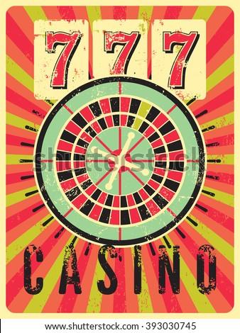 casino vintage