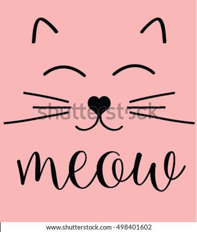 cat face stock images royaltyfree images amp vectors