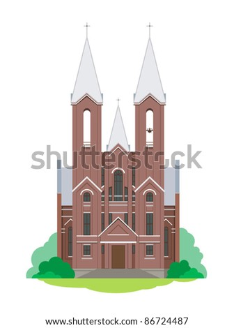 Church Modern Stained Glass Windows Minimal Line
