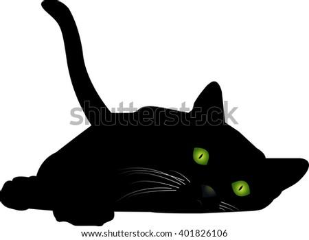 cats 11 - stock vector