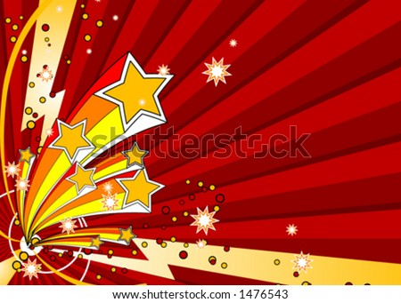 Celebration - stock vector