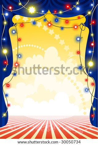 celebration background - stock vector