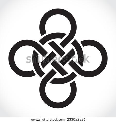 Celtic Symbol For Creativity Celtic Symbol Illustration