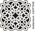 Celtic vector ornament - stock vector