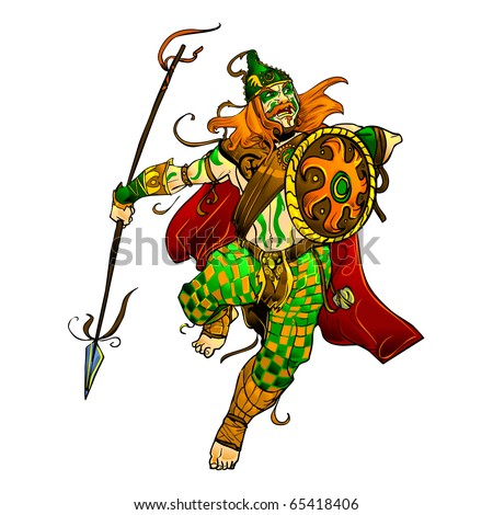 Celtic Warrior Stock Images, Royalty-Free Images & Vectors ...