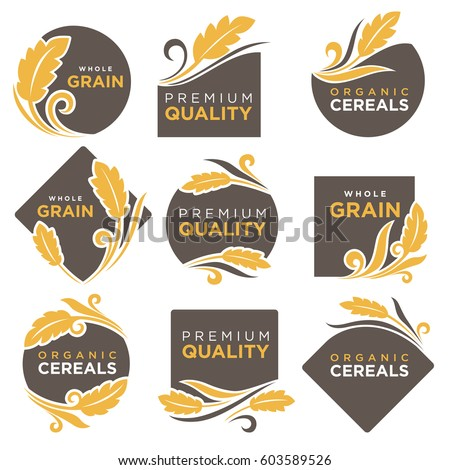 Wheat Logo Stock Images Royalty Free Images Amp Vectors