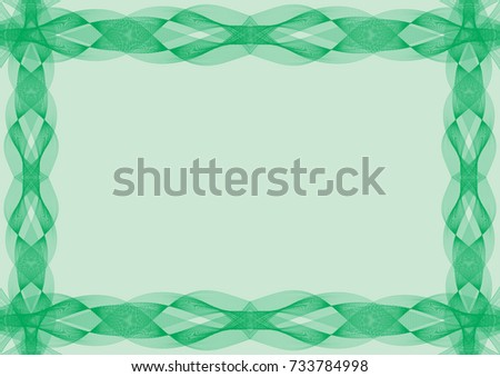 Certificate diploma graduation frame border certificate stock certificate diploma graduation frame border certificate border and template design yadclub Image collections