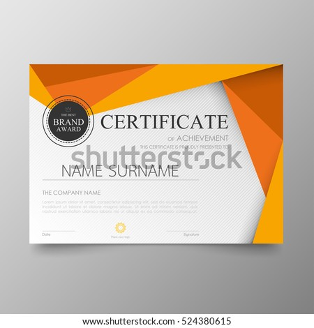 Certificate template awards diploma background vector certificate template awards diploma background vector 524380615 shutterstock yelopaper Image collections
