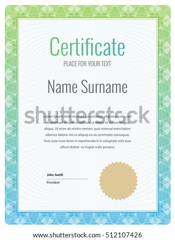 life saving award certificate template - gift money stock images royalty free images vectors