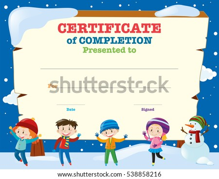 Certificate Young Photos RoyaltyFree Images Vectors – Santa Claus Certificate Template
