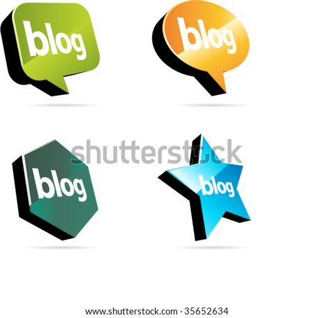 chat live - stock vector