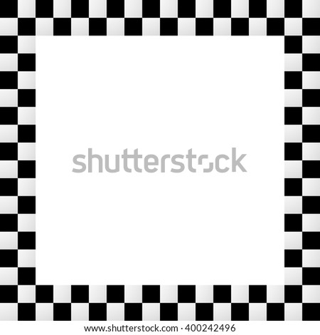 Wooden checker board wooden checkerboard in - Checkered Border Stock Photos Images Amp Pictures
