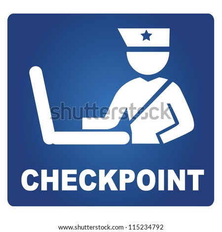 checkpoint, airport checkpoint