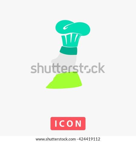 Chef Icon.  - stock vector