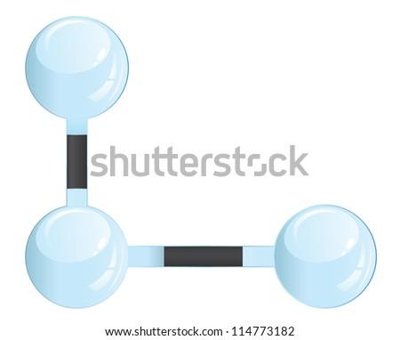 Chemistry tube vector illustration - stock vector