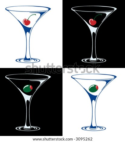 Cherry or Olive? How do you like your Martini?
