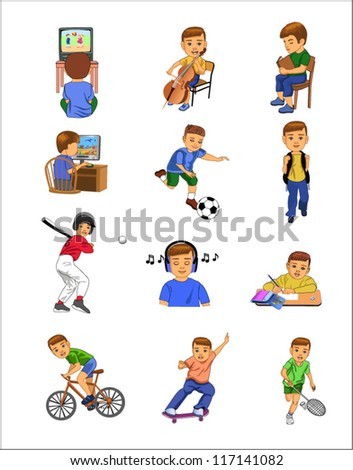 disadvantages of leisure activities to children in the pacific The advantages and disadvantages of young children spending much time practicing.