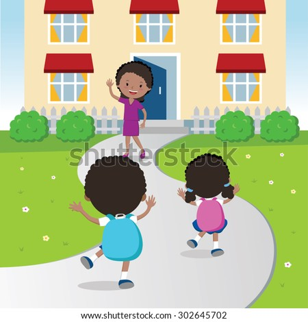 Going home stock images royalty free images vectors for Back home pictures