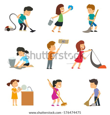 how i help my mother in house hold chores Splitting household chores is especially tricky when the mom stays at home do stay at home moms have to do all the housework  he wanted to help my mom out and .