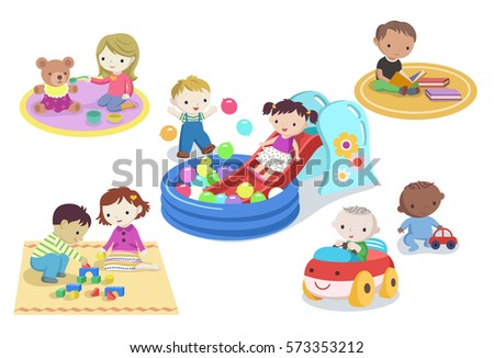 Marvelous Teacher Reading Kids Kinder Garden Stock Vector   With Marvelous Children Playing With Toys In Kindergarten With Attractive Court Gardens Also Scotchdales Garden Centre In Addition Howse Gardens Swindon And Gardening Supplies Uk As Well As  Lexham Gardens Additionally H And M Covent Garden From Shutterstockcom With   Marvelous Teacher Reading Kids Kinder Garden Stock Vector   With Attractive Children Playing With Toys In Kindergarten And Marvelous Court Gardens Also Scotchdales Garden Centre In Addition Howse Gardens Swindon From Shutterstockcom