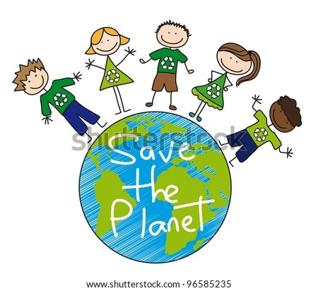 Powerpoint presentation on recycling for children