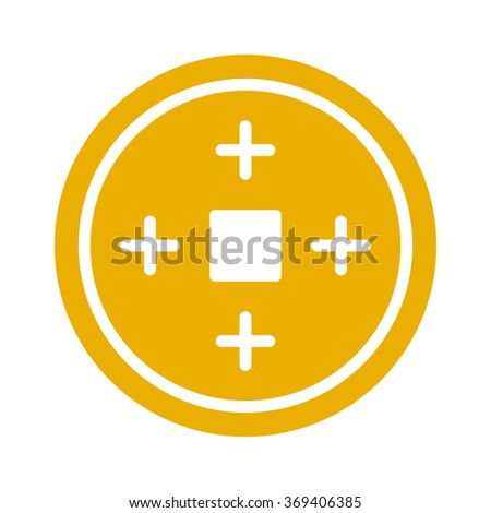 new year fortune coin stock vector 2018 369406385