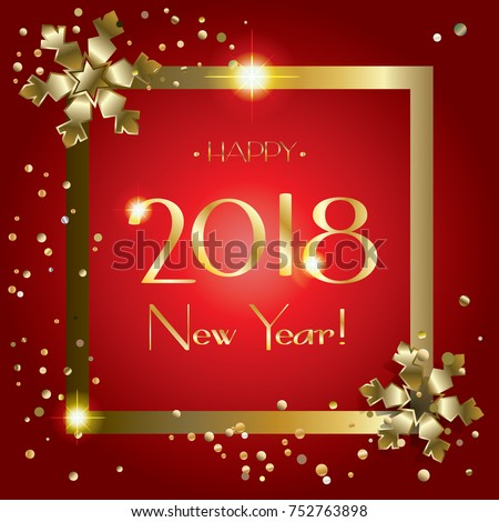 Christmas happy new year greeting card stock vector hd royalty free christmas happy new year greeting card stock vector hd royalty free 752763898 shutterstock m4hsunfo